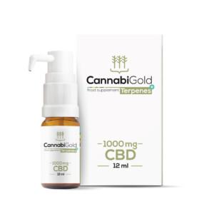 CannabiGold Terpenes+ 1000 mg
