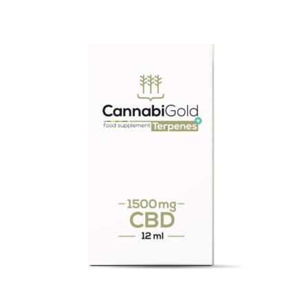 CannabiGold Terpenes+ 1500 mg