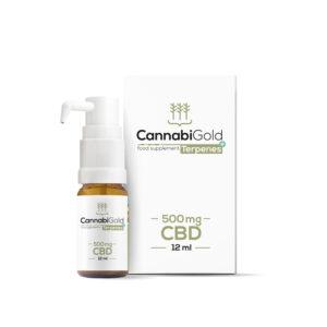 CannabiGold Terpenes+ 500 mg