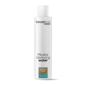 Micellar cleansing water for dry, sensitive and atopy-prone skin
